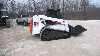 Photo of Bobcat T250 Turbo, T250 Turbo Highflow, OEM Service and Repair with Parts Manuals.
