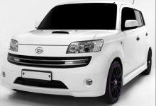 2013 Daihatsu Materia