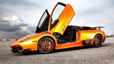 Photo of 2009-2010 Lamborghini Murcielago LP670 Super Veloce Service and Repair Manual.