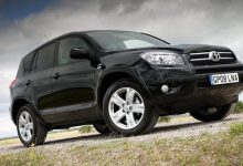 UK, Europe, North America, Toyota RAV4
