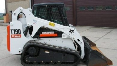 Bobcat T190 Turbo