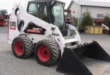 Photo of Bobcat S185 Skid-Steer Loader, OEM Factory Service and Repair Manual.