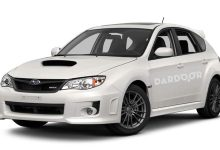 Photo of 2012 Subaru Impreza WRX and WRX STI, OEM Service and Repair Manual.