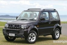 Photo of 1998-2009 Suzuki Jimny OEM Service and Repair Manual.