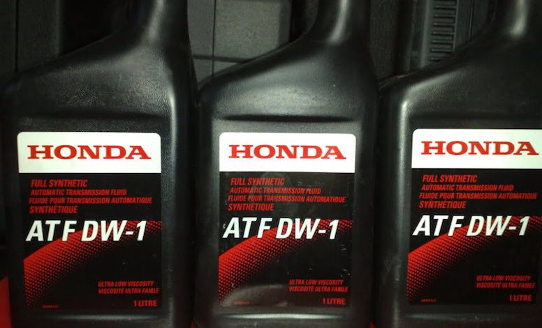 What type of transmission fluid should I use in my Honda car?