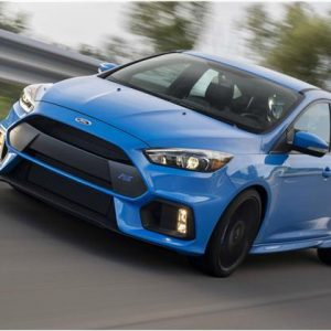 Download 2015-2018 Ford Focus RS MK3 Service Repair Manual.