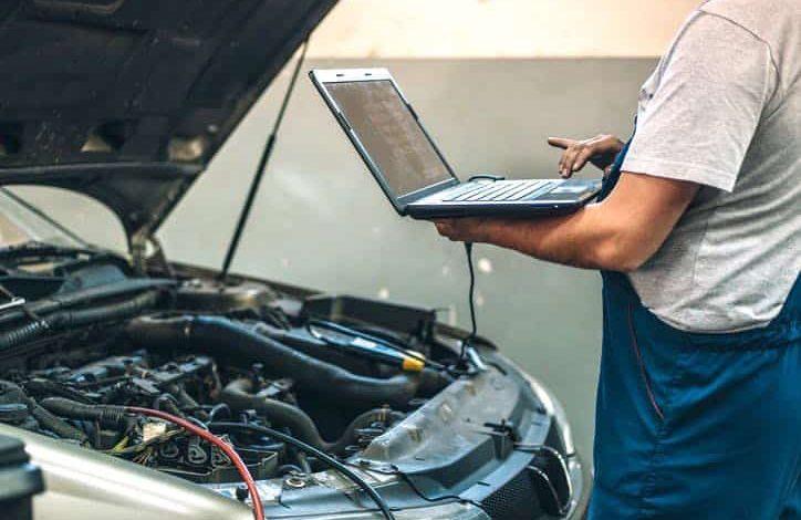 automobile computer diagnosis