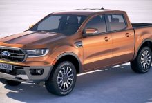 2019 Ford Ranger Repair and Service Manual