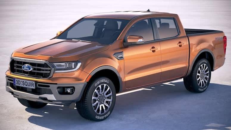 2019 Ford Ranger Repair and Service Manual
