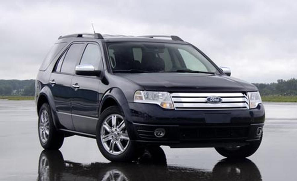 Download Oem Service Repair Manual Of 2008 Ford Taurus  Taurus X And Mercury Sable With Wiring