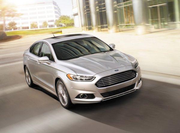 2013-2014 Ford Fusion Service Repair Manual