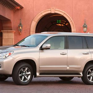 2010-2013 Lexus GX460 Factory Service Repair Manual