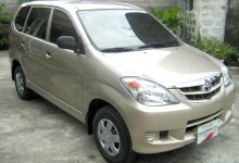 2007 toyota Avanza electrical wiring diagrams