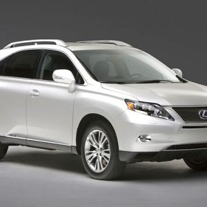 Download 2010 Lexus RX450h Hybrid Wiring Diagrams.