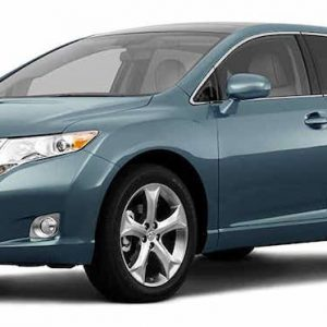 2009-2011 Toyota Venza OEM ELectrical Wiring Diagrams.