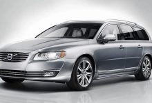 Electrical Wiring Diagrams of Volvo V70 model 2014