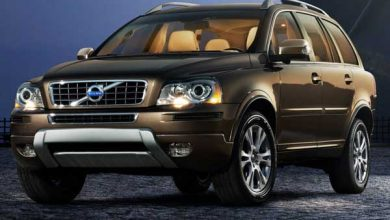 Free electrical wiring diagrams Volvo XC90 2014