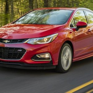 2010-2016 Chevrolet Cruze Service Repair Manual