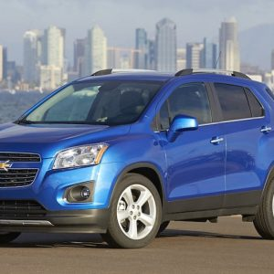 2014-2016 Buick Encore and Chevrolet Trax Service Repair Manual
