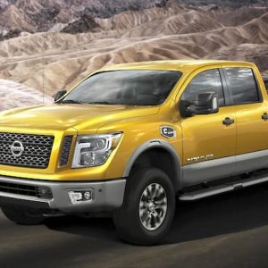 Download 2016 Nissan Titan XD Service Repair Manual.
