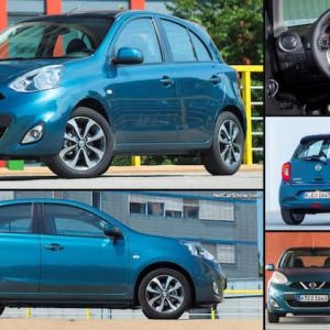 Download 2014 Nissan Micra Service Repair Manual.