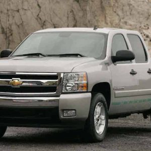 Download 2007-2009 Chevrolet Silverado and Sierra Service Repair Manual