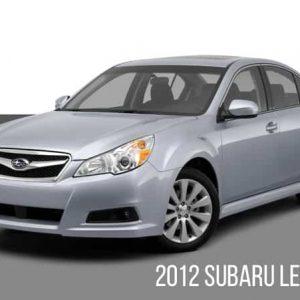 Download 2012 Subaru Legacy And Outback Service Repair Manual.