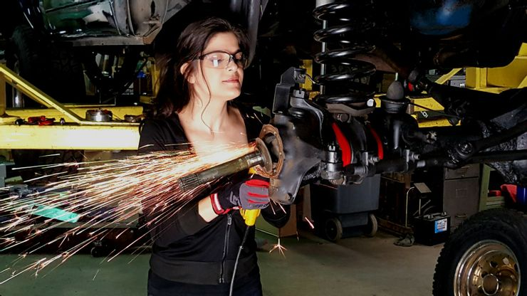 Auto Repair Cautions And Warnings