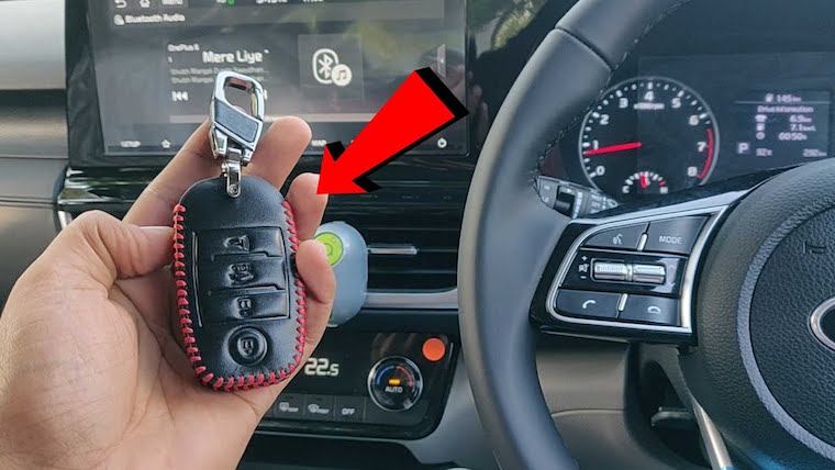 How to program a keyless entry key fob?