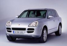 Free Download: 2004 Porsche Cayenne Service Information