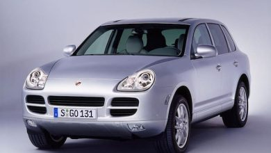 Free Download: 2004 Porsche Cayenne Service Information