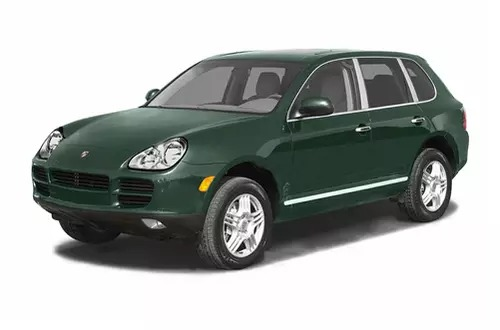 Free Download: 2004 Cayenne Service Information