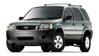 Free Download 2001-2006 Ford Escape Repair Manual