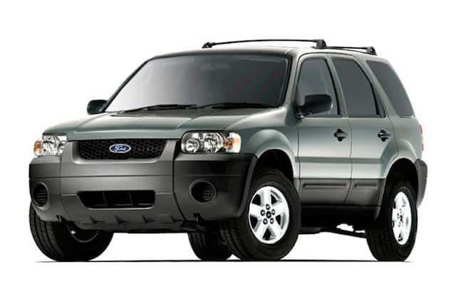 Free Download 2001-2006 Ford Escape Repair Manual
