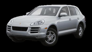 2008 Porsche Cayenne Service Information