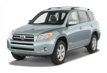 Free Download 2008 Toyota RAV4 Wiring Diagrams