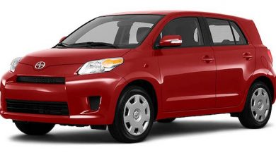 Free Download 2008-2010 Toyota Scion XD Wiring Diagrams
