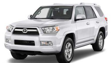 Free Download 2010 Toyota 4Runner Wiring Diagrams