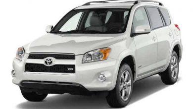 Download 2011 Toyota RAV4 Wiring Diagrams