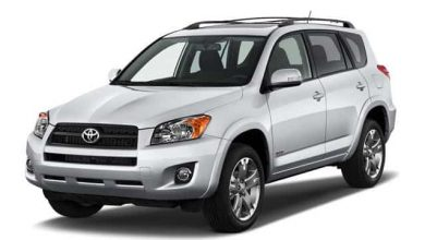 Free Download 2012 Toyota RAV4 Dismantling Manual