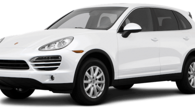 Free Download: 2013 Cayenne Diesel (92A)