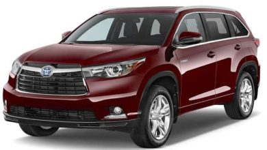 Free Download 2014 Toyota Highlander Hybrid Dismantling Manual