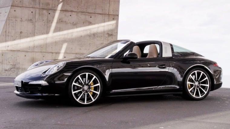 Free Download: 2015 Porsche 911 Targa Service Information