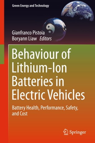 Behaviour of Lithium-Ion Batteries in Electric Vehicles
