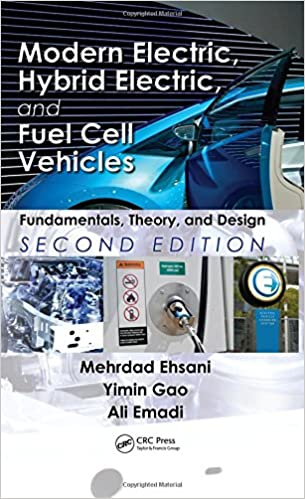 Modern Electric Hybrid Electric and Fuel-Cell Vehicles