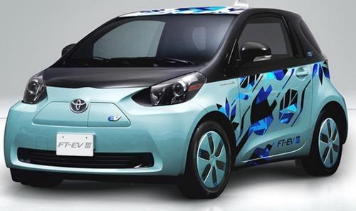 2012-2015 Scion / Toyota IQ Dismantling Manual