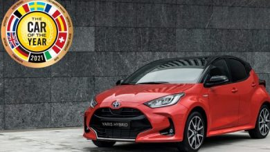 "Toyota Yaris Won Prestigious ""European Car of the Year Award"""