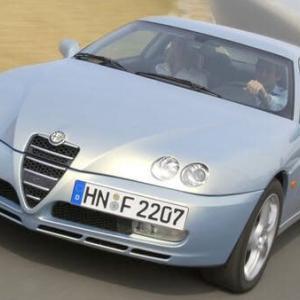 Free Download 1993-2004 Alfa Romeo GTV, Spider GTV Repair Manual