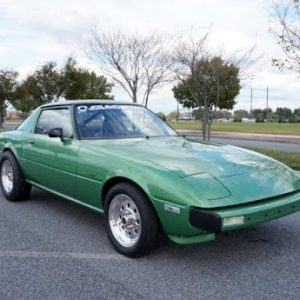 Free Download 1980 Mazda RX7 Repair Manual