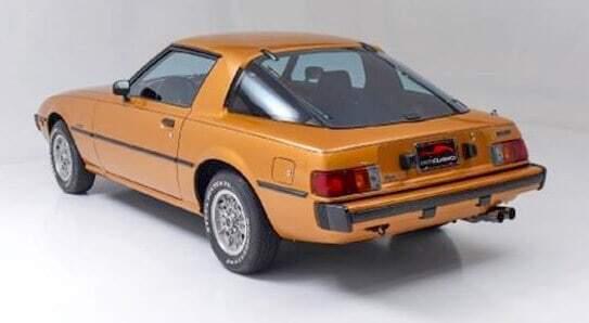 Free Download 1980 Mazda RX7 Repair Manual